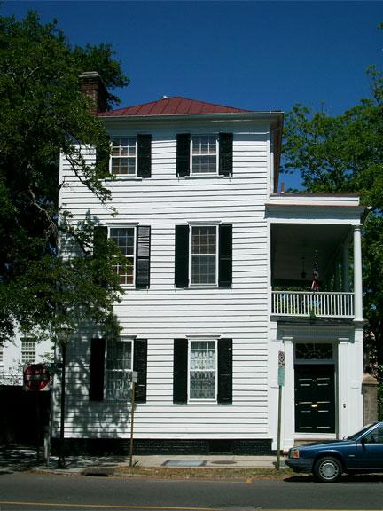 Elihu Hall Bay House