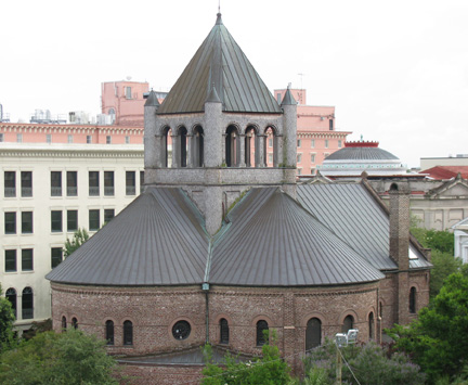 The Churches of Charleston