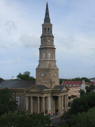 St. Philip's Protestant Episcopal Church