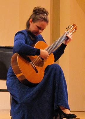Ulyana Machneva - photo from CharlestonToday.net