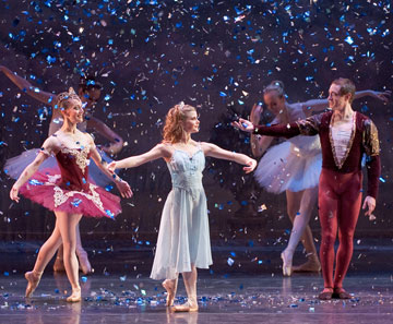 Nutcracker Brings it All Home