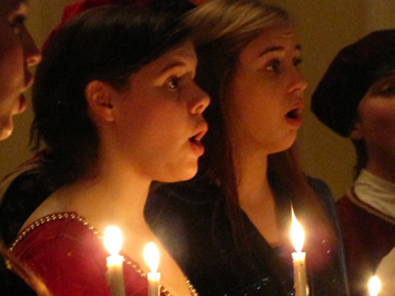 Madrigal Magic in Randolph Hall