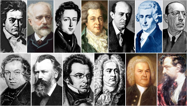 Classical Music's Top 10