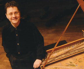 Master Harpsichordist, Jory Vinikour