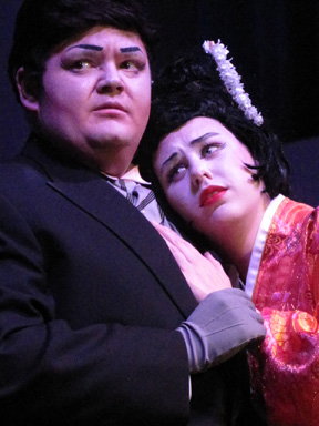 CofC Opera Delivers Sweet and Saucy Mikado