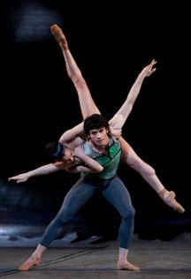 Striking Performance by Corella Ballet