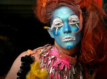 Taylor Mac's Latenight Glitter