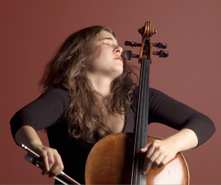 A Chat with Cellist Alisa Weilerstein