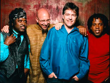 Fabulous Flecktones Impress at Gaillard