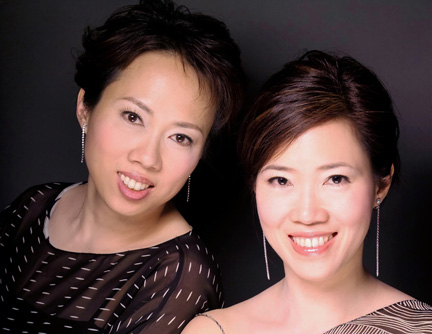 Long Sisters to Open International Piano Series