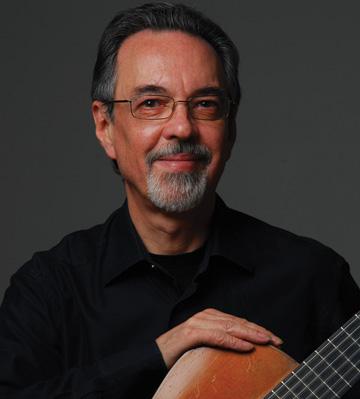 Eduardo Fernandez Strums Modern Composers