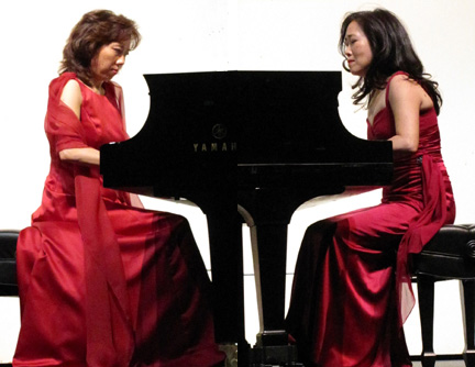 Piano Siblings Impress at Sottile