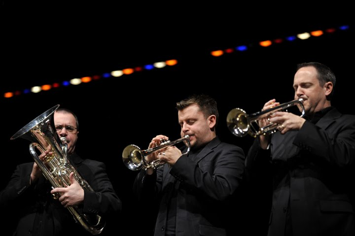 The Bedazzling Boston Brass
