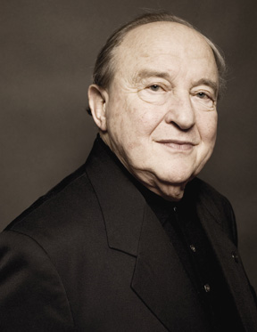 Menahem Pressler at the Sottile