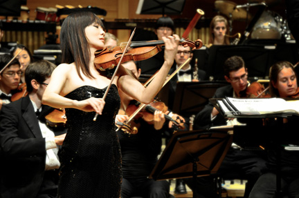 An interview with violinist Lee-Chin Siow