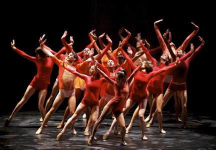 Complexions Dancers Shine