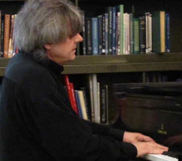 Volodymyr Vynnytsky Serves a Musical Feast