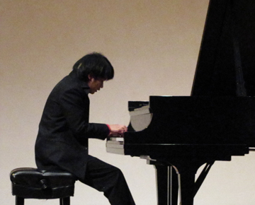 Chee-Hang See Delivers Impressive Senior Recital