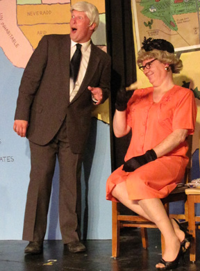 """Tuna"" Cast Impresses in This Fun Production"