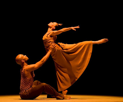 Alvin Ailey Dancers Still Revelatory
