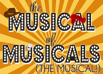 "Hilarious ""Musical of Musicals"" at Footlight"