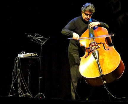 French Master of the Double Bass