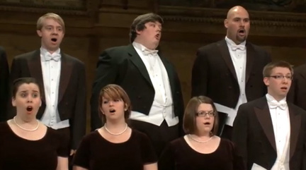 The World-Class Westminster Choir
