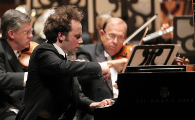 Award-Winning Schimpf to Open Piano Series