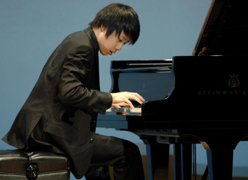 Steven Lin Fascinates in IPS Recital