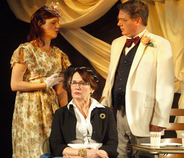 A Smart Southern Comedy at Threshold Rep