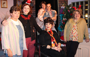 "Cast Chemistry Shines in ""Steel Magnolias"""