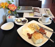 T'is a New SEASON for Breakfast