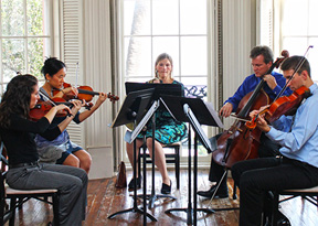 The Best Chamber Music in Charleston