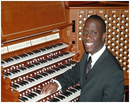 Nathan Gumbs Makes the Organ Look Easy