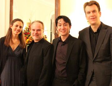 A Fabulous Feast of Four Cellos