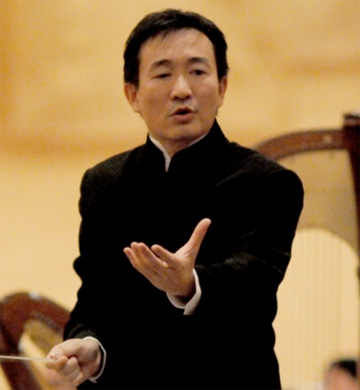 Ken Lam and CSO Debut at Gaillard Center