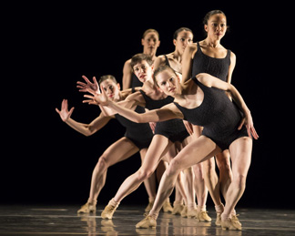 Dancers Usher in Spoleto