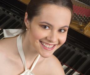 Pianist Daria Rabotkina