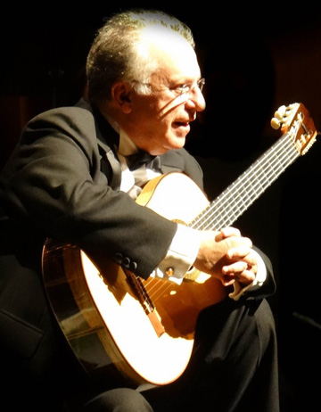 Pepe Romero Quartet & The Munich Symphony