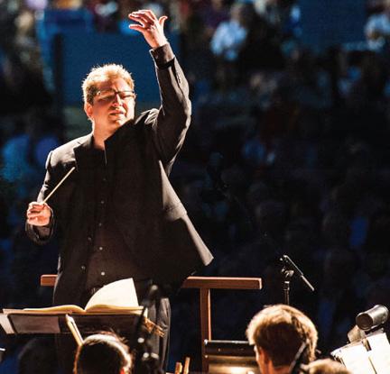 Yuriy Bekker Leads CSO Chamber Orchestra
