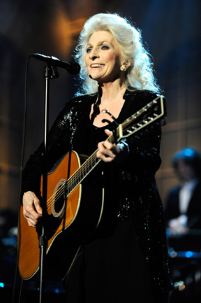Judy Collins at Charleston Music Hall