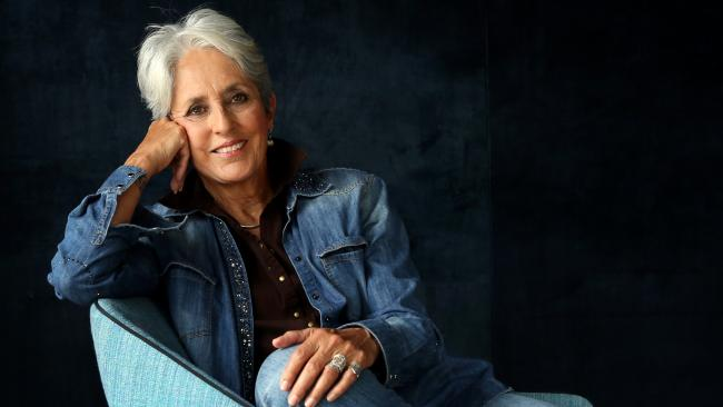 Joan Baez Triumphs at the Music Hall