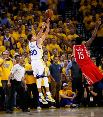 Stephen Curry | the Art of Space and Time