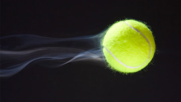 My Life as a Tennis Ball