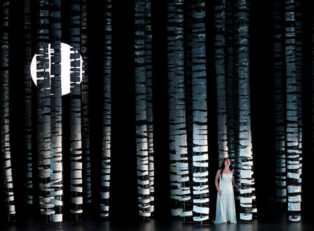 Spoleto's Eugene Onegin: the Forest and the Trees