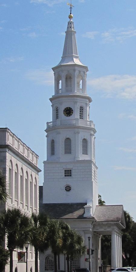 Comparing church steeples charlestontoday comparing church steeples altavistaventures Image collections